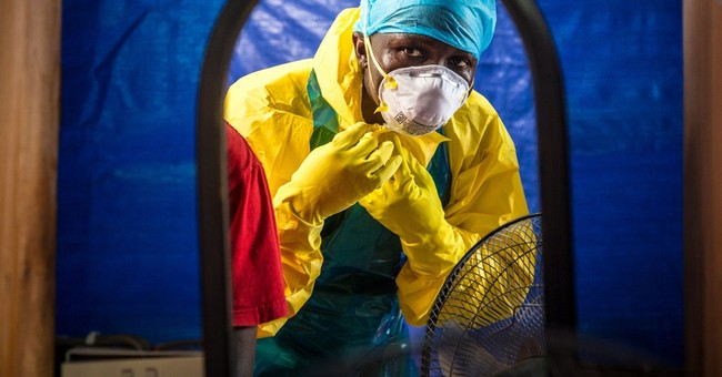 CDC chief drops worst-case Ebola estimate